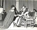 Dr Banda officiating a University of Malawi graduation.jpg