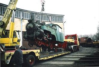 Drachenfels Railway - Image: Drachenfelsbahn No 2 (Esslingen 4185 1927) Pila 30 11 2004 Hermann Schmidtendorf