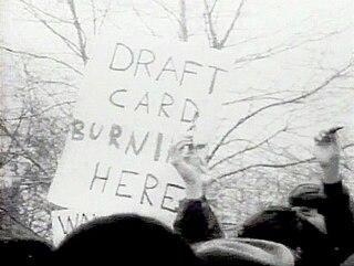 Draft-card burning
