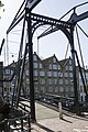 Drawbridge Damiatebrug, Dordrecht (13779968794).jpg