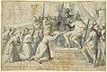 Drawing, Turkish Ambassador Presenting Gift to Don Giovanni of Austria, 1630 (CH 18550187).jpg