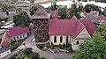 Drawno Remont wieży Kościoła.jpg