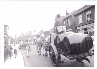 Drayman - Drayman in the 1940s