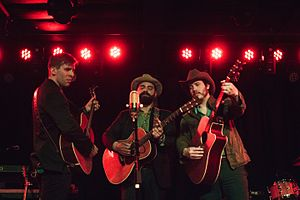 Drew Holcomb and The Neighbors - Image: Drew Holcomb and The Neighbors