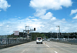Driving on the Spit Bridge.jpg