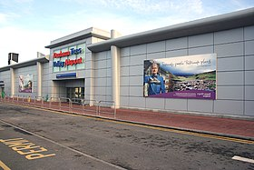 Image illustrative de l'article Aéroport de Durham Tees Valley