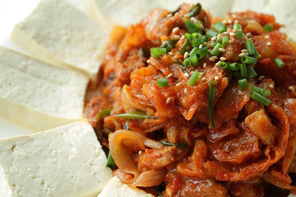 Dubu-kimchi
