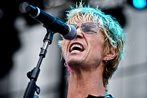 Loaded (band) - Vocalist and guitarist Duff McKagan formed the first line-up of Loaded in 1999.