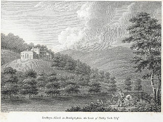 Duffryn-Alled in Denbighshire: the seat of Philip York esqr