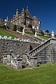 Dummies Castle - view of mansion block from SW.jpg