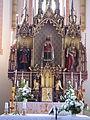 Dunaharaszti, a templom főoltárja.JPG