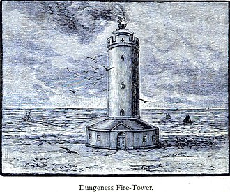 Dungeness Lighthouse - Image: Dungeness Fire Tower