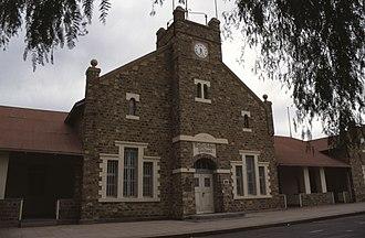Keetmanshoop - The Imperial Post Office