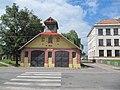 Dyjákovice, hasičská zbrojnice.jpg