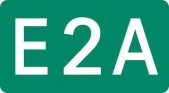 Suita - Image: E2A Expressway (Japan)