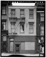 EAST FRONT - 819 Vine Street (Commercial Building), Cincinnati, Hamilton County, OH HABS OHIO,31-CINT,74-1.tif