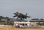EGLF - McDonnell Douglas AV-8B Harrier II - Spanish Navy - VA.1B-27 (42893680514).jpg