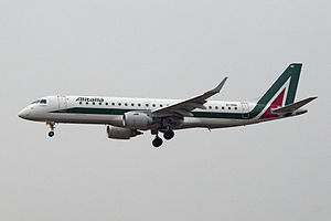 Alitalia CityLiner - Alitalia CityLiner Embraer E190