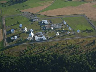 Directorate-General for External Security - SIGINT installations in the Domme commune.