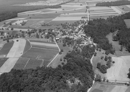 Aerial view (1964)