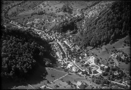 Aerial view (1949)