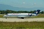 EW-277PJ Bombardier CL-600-2B19 CRJ200ER CRJ2 - BRU (27427203520).jpg