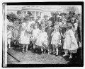 Easter egg rolling, 1921 LOC npcc.03834.tif