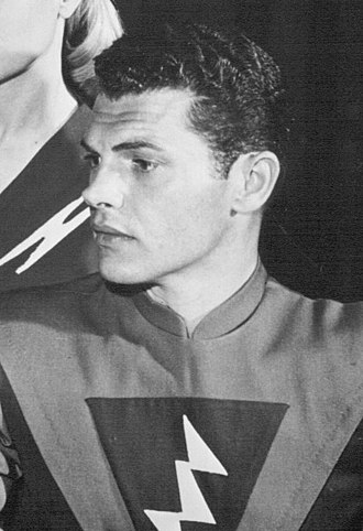 Ed Kemmer - Kemmer in Space Patrol (1952)