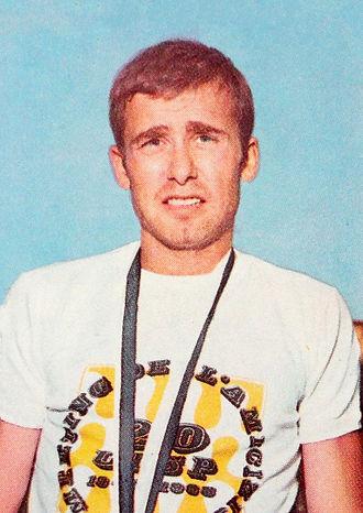 Eddy Ottoz - Eddy Ottoz c. 1968
