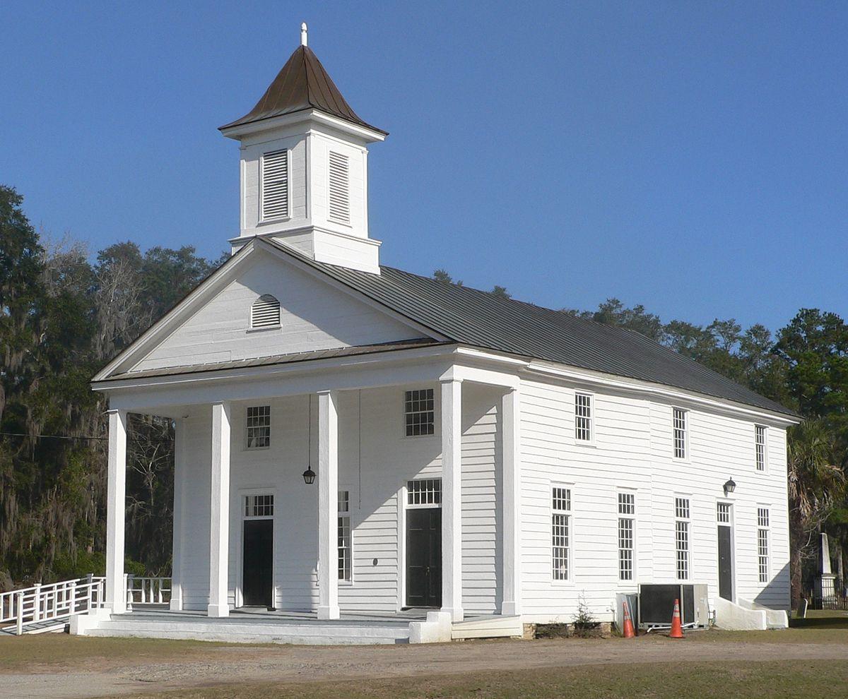 Edisto Island Baptist Church Wikipedia