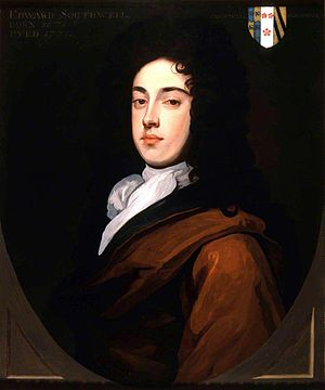 1730 in Ireland - Edward Southwell, Sr.
