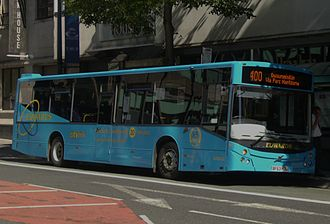 Edwards Coaches - Service 400 (Beddau to Cardiff via Tonteg and A470)