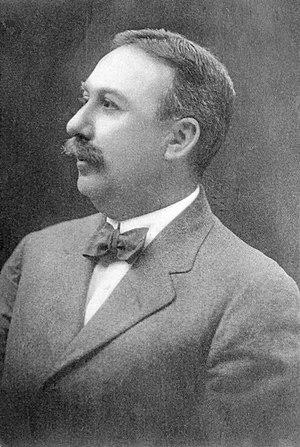 Edwin S. Porter - Edwin Stanton Porter, 1901 photo