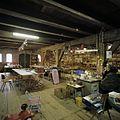 Eerste verdieping, met houten draagconstructie - Groningen - 20387809 - RCE.jpg