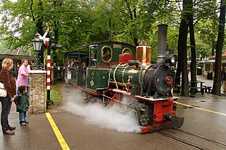 Efteling Steam Train Company