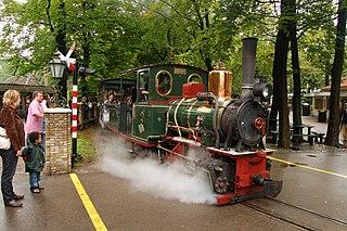 Efteling Steam Train Company