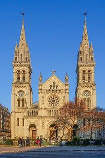 Saint-Ambroise, Paris Church in arrondissement of Paris, France