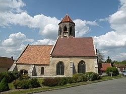 Église Saint-Denis de Foulangues