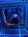 Eiffel Tower in blue (3121773053).jpg