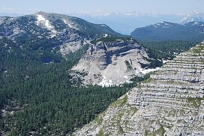 Eisernes Bergl Totes Gebirge 20090706.jpg