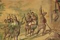 Ejecución de Qualpopoca, Miguel González & Juan González (1698).png
