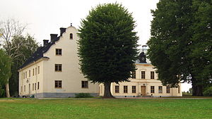 Ekholmen Castle - Image: Ekholmen
