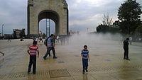 El Monumento a la Revolución (México) ovedc 17.jpg