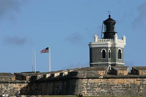 El Morro Castle, Puerto Rico