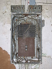 Electrical Box, Eastern State Penitentiary.JPG