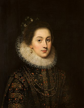William Cecil, 2nd Earl of Exeter - William Cecil had three daughters with Elizabeth Drury, the second of whom was Elizabeth Cecil (pictured).