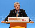 Elke Hannack CDU Parteitag 2014 by Olaf Kosinsky-5.jpg