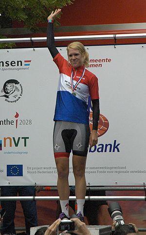 2012 Team Specialized–lululemon season - Dutch National Time Trial Champion Ellen van Dijk