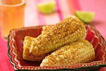 Corn on the cob - 3 4