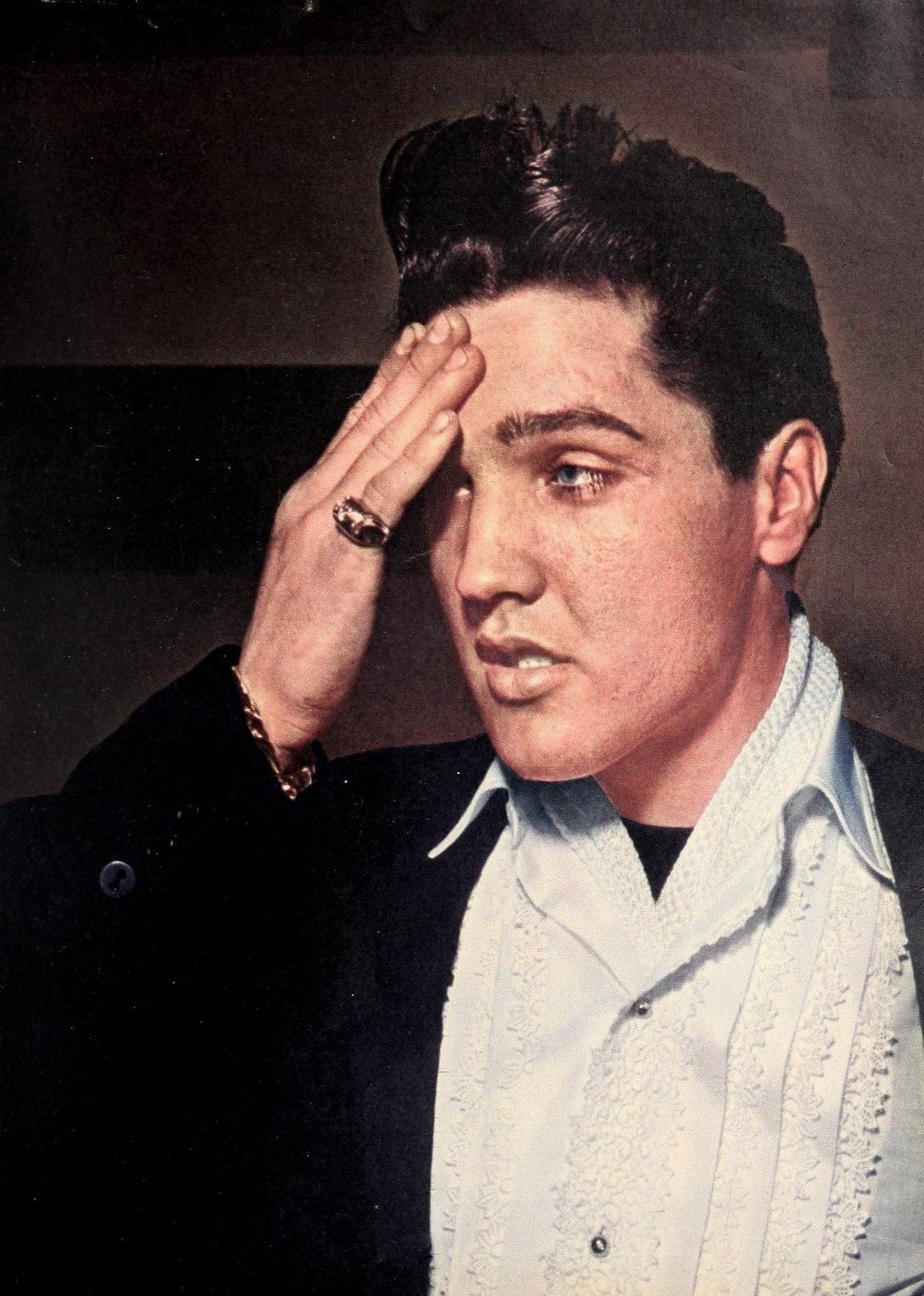 Cultural Impact Of Elvis Presley Wikipedia
